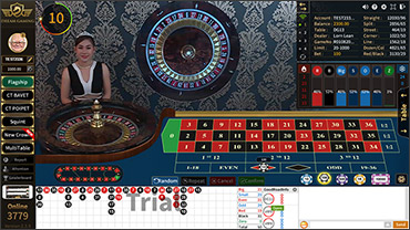 Roulette dg casino